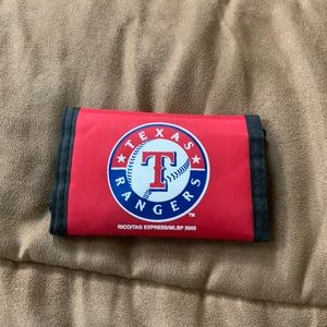 Texas Rangers wallet